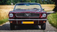 Ford Mustang 1966 Cabrio - Piękny i wyjątkowy SLĄSKIE  -  Rybnik  -  śląskie