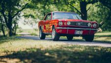 Ford Mustang 1966r