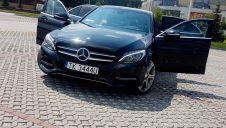 Auto do ślubu limuzyna Mercedes C klasa w205 pełna opcja z kierowcą  -  Kielce  -  świętokrzyskie
