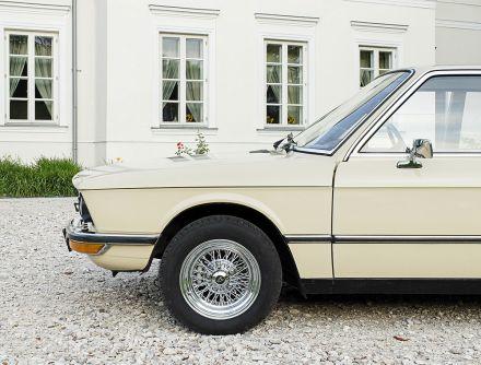 Szyk lat 70-tych - luksusową limuzyną BMW do ślubu! - Warszawa - mazowieckie
