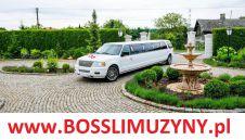 Wynajem Limuzyn BOSS | 14-osobowe Limuzyny | Limuzyna na wieczór Panieński | BOSS LIMUZYNY  -  Łódź  -  łódzkie