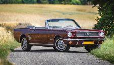 Ford Mustang Cabrio rok 1966 Samochod na Twoje wesele  -  Rybnik  -  śląskie
