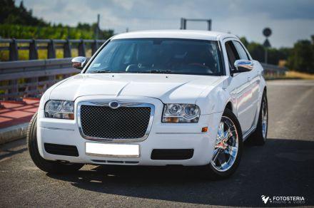 Chrysler 300c Louis Vuitton - Samochody slubne - Świerklany - śląskie
