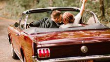 Ford Mustang `66 Cabrio - Zabytkiem do slubu  -  Wodzisław Śląski  -  śląskie