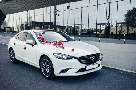 Mazda 6 auto do ślubu  -  Siewierz  -  śląskie