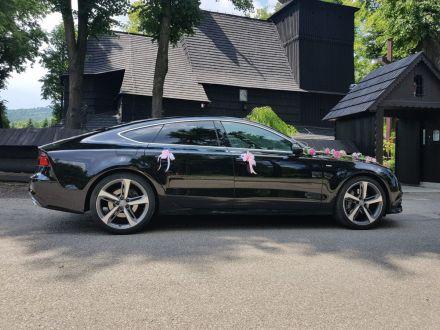 Audi do ślubu na wesele - Brodnica - kujawsko-pomorskie