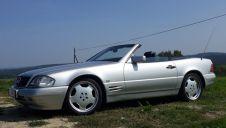 Mercedes SL 500 do ślubu - Sam prowadzisz !  -  Rzeszów  -  podkarpackie