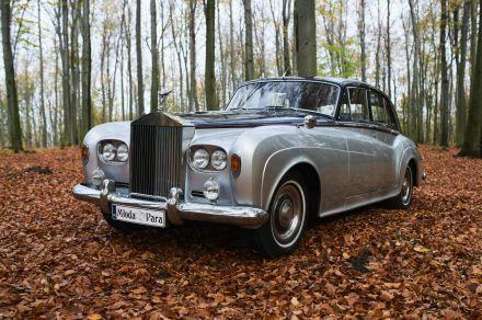 Zabytkowy Samochód do Ślubu Rolls Royce Silver Cloud 1963 - Warszawa - mazowieckie