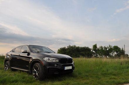 BMW X6 f16 do ślubu - Oleśnica - dolnośląskie