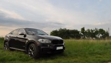 BMW X6 f16 do ślubu