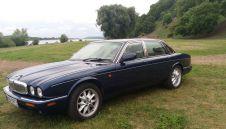 Jaguarem do ślubu XJ8  -  Grudziądz  -  kujawsko-pomorskie