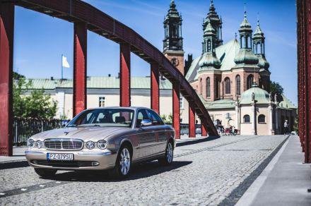 Jaguar do Ślubu, luksusowa limuzyna  -  Poznań  -  wielkopolskie
