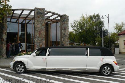 Samochody do ślubu Chrysler pt cruiser ,Excalibur  -  Warszawa  -  mazowieckie