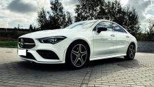 MERCEDES CLA wersja AMG Wynajem do ślubu z kierowcą  -  Olsztyn  -  warmińsko-mazurskie
