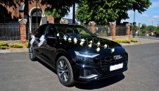 Auto do ślubu AUDI Q8  -  Stare Miasto  -  wielkopolskie