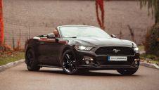 Ford Mustang Cabrio do ślubu. Sam lub z Kierowcą! | WeselnyDodatek.pl  -  Gdańsk  -  pomorskie