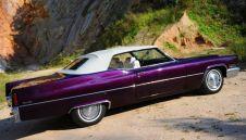 ♥ Ślubne Auto Cadillac Kabriolet 1969 - idealne na Twój Ślub ♥  -  Kłodzko  -  dolnośląskie