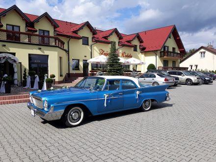 Chrylser Newport 1961 r. auto do ślubu  -  Jarosław  -  podkarpackie