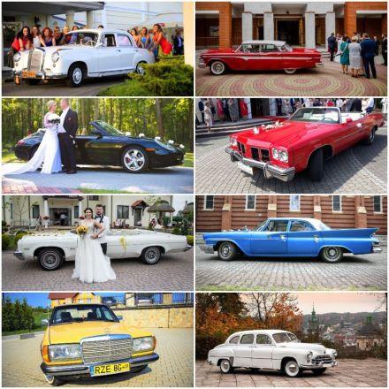 Luksusowe zabytkowe auta do ślubu, retro samochody - Zamość, Janów Lubelski, Kraśnik - Zamość - lubelskie