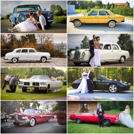 Zabytkowe limuzyny na ślub, samochody retro i zabytkowe - Biłgoraj, Janów Lubelski, Kraśnik - Biłgoraj - lubelskie