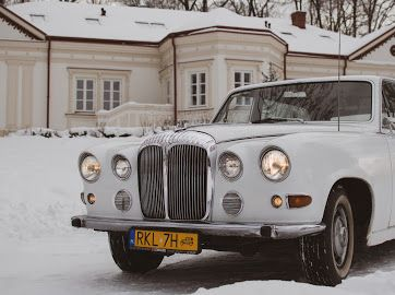 Jaguar Daimler ds420 do ślubu  -  Kolbuszowa  -  podkarpackie