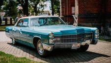 Cadillac DeVille 1966 - luksusowy, legendarny , V8 rodem z USA - Nowy Sącz - małopolskie