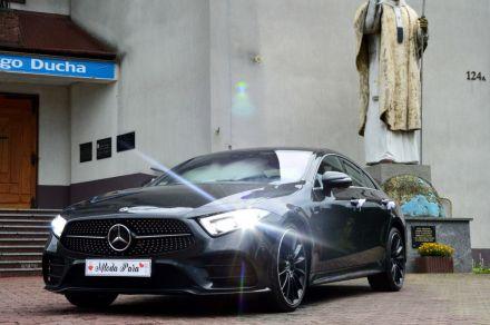 Luksusowy Mercedes CLS400d Auto do ślubu Ostrowiec Świętokrzyski Starachowice  -  Ostrowiec Świętokrzyski  -  świętokrzyskie