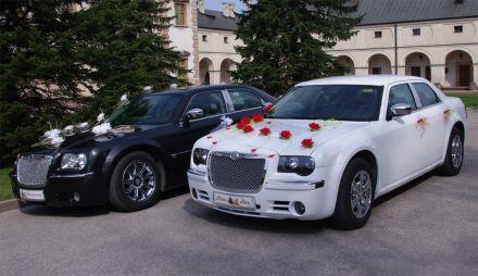 Chysler 300C - Limuzyna do ślubu i ... - Kielce - świętokrzyskie