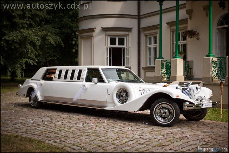 Wybitny Auta do ślubu,samochody zabytkowe,wynajem limuzyn,Warszawa i BC37