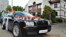 Bentley- Chrysler 300 c-bestia  dla BOSSA